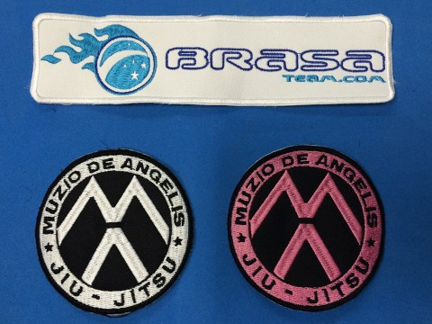Muzio BJJ - Novos Patches